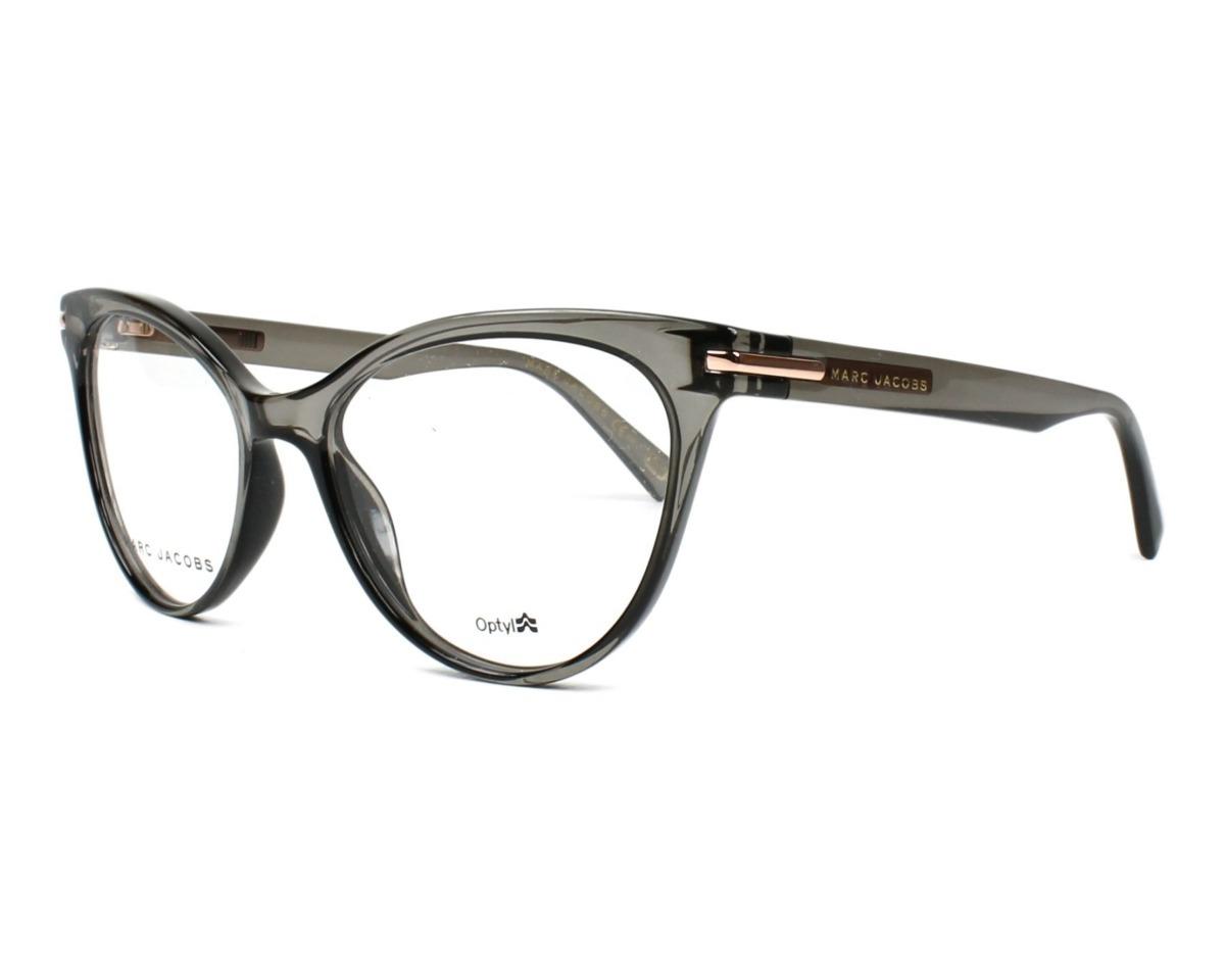da45a3c56a402 Óculos De Grau Feminino Marc Jacobs Marc 227 R6s - R  530