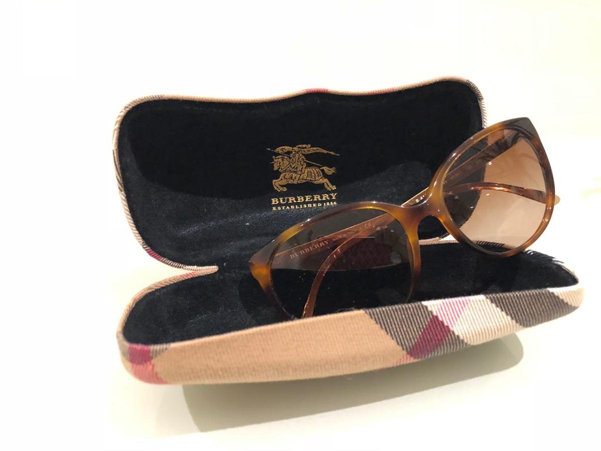 ef412c7280a57 Oculos Marca Burberry, Praticamente Sem Uso original - R  400,00 em ...