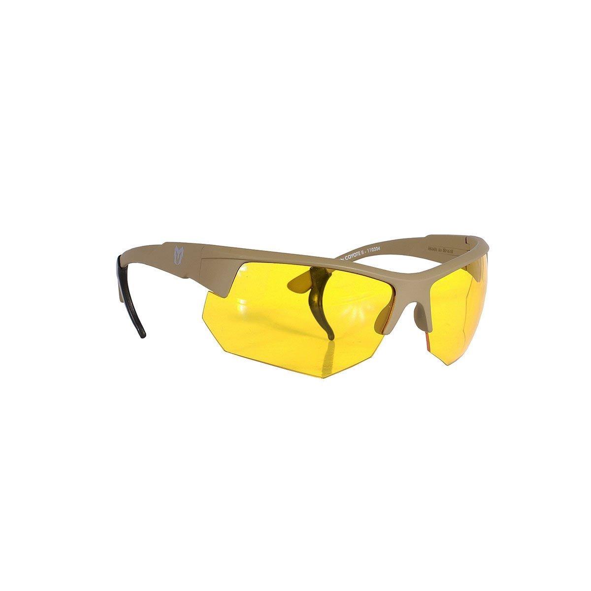 acdf12528f óculos marcos do val spartan lente amarela tan (coyote). Carregando zoom.