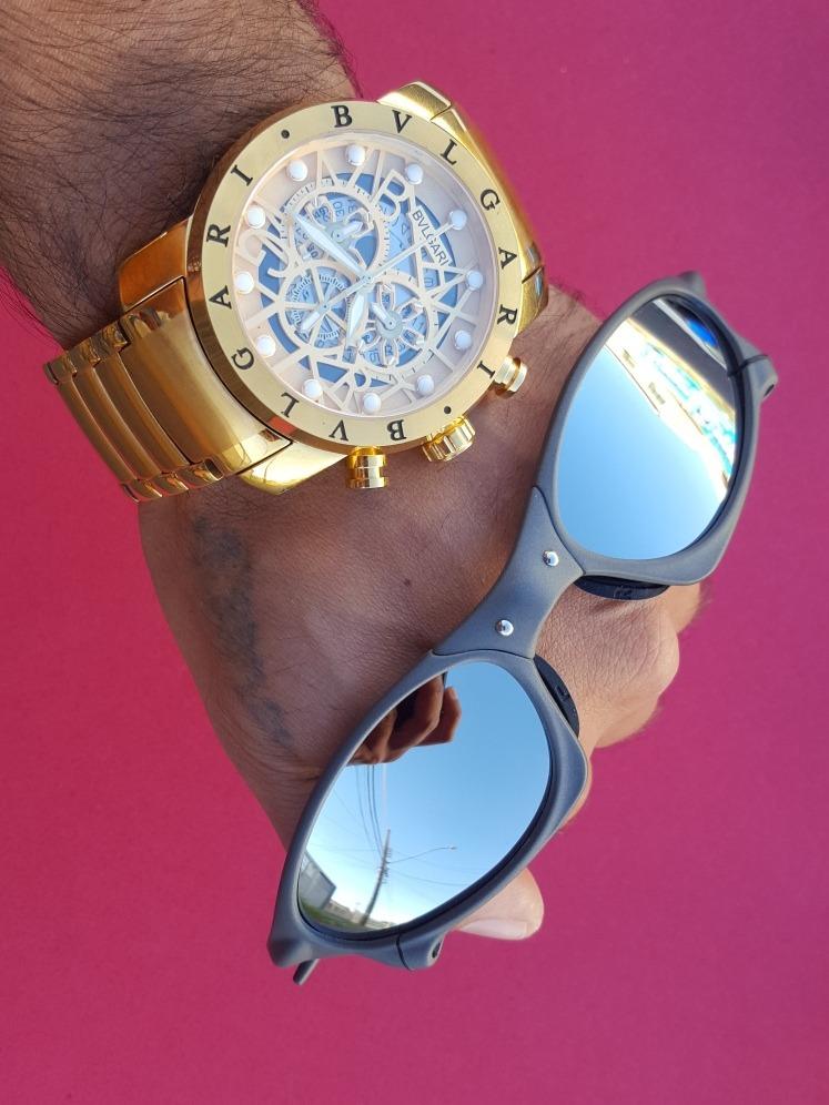 44bc9fad001b6 Óculos Mars Romeo 1 Double X Juliet 24k Penny Ciclope - R  139,00 em ...