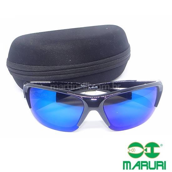 db0de6386 Óculos Maruri Polarizado 6513 + Segurador Retrátil - R$ 83,59 em Mercado  Livre