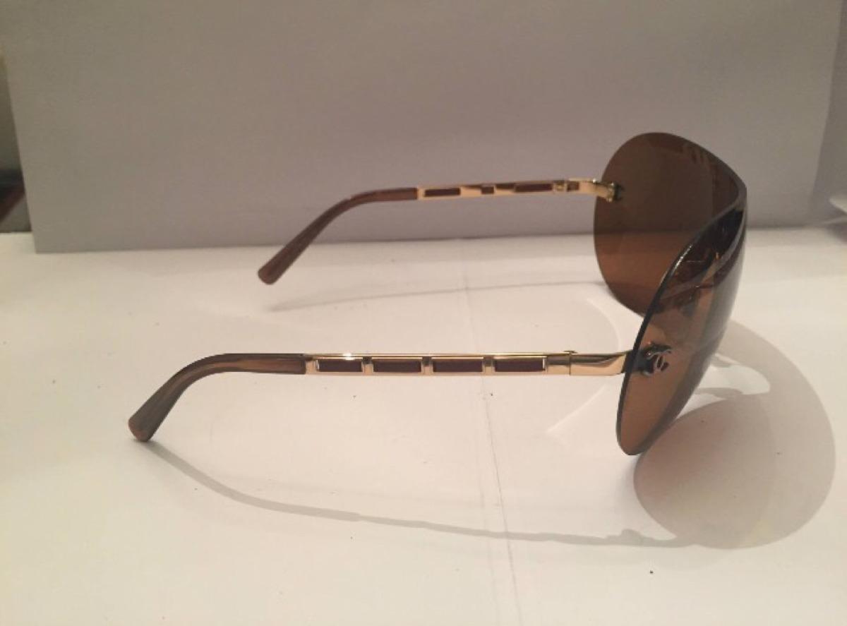 197cffa8ba45e óculos máscara chanel original modelo  4118. Carregando zoom.