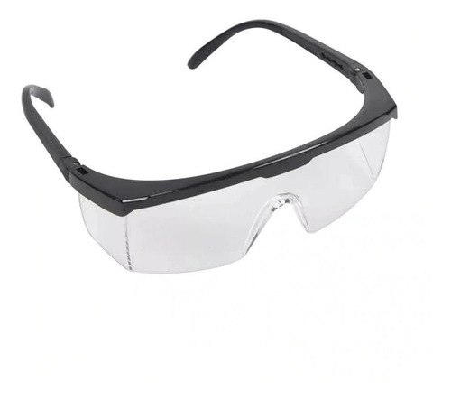 óculos máscara epi lente incolor proteção para olhos