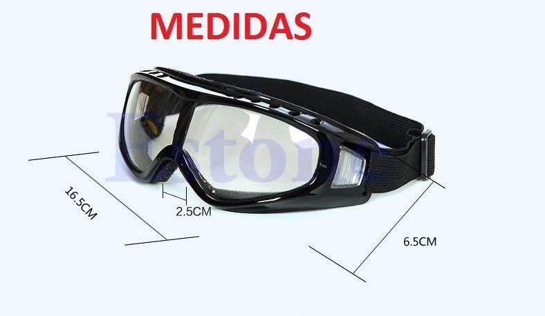 c286575df2f71 Óculos Mascara Googles Tipo X400 Tatico Airsoft Militar Army - R  30 ...