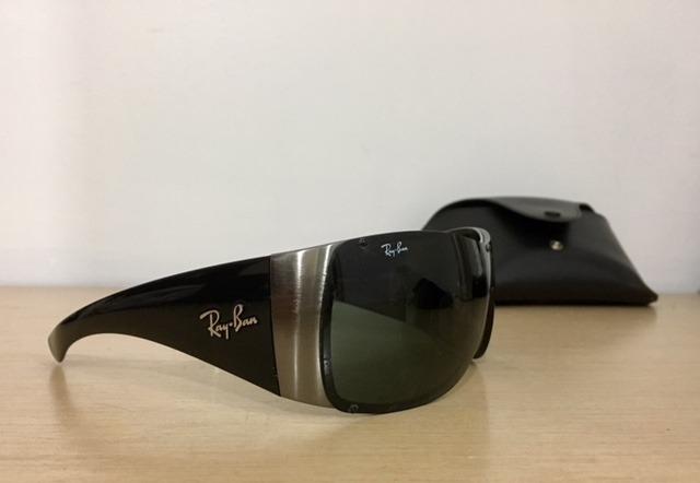 6ca854c980e12 Óculos Máscara Ray Ban Original - Comprado Nos Eua Usado 1x - R  499 ...