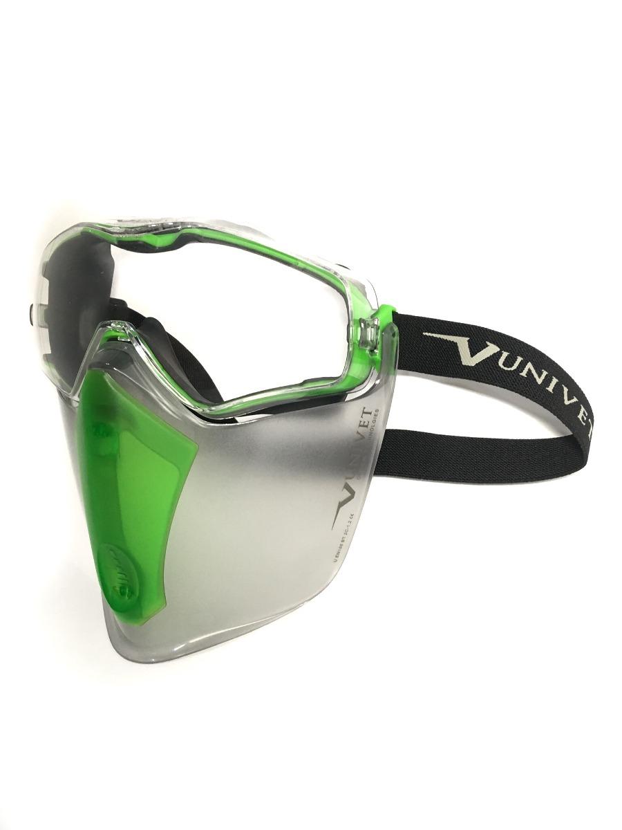 Oculos Mascara Univet Ideal Airsoft Paintball - R  159,99 em Mercado ... 9f7b453c8c
