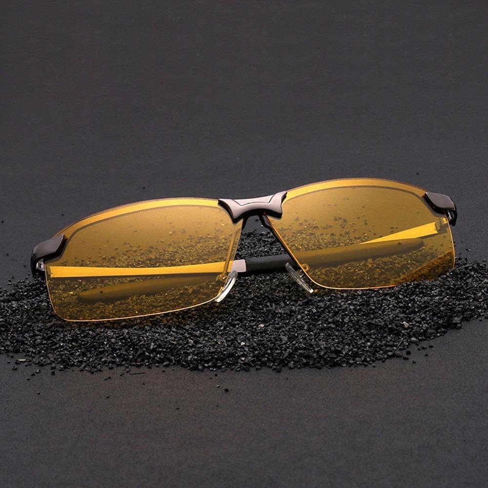 975539c561928 óculos masculino feminino dirigir à noite lentes polarizadas. Carregando  zoom.