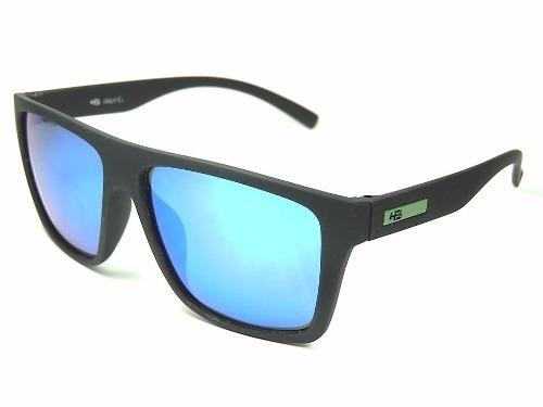 070a08024e30f Óculos Masculino Hb Floyd Matte Verde Proteção Uv400 - R  49,99 em ...