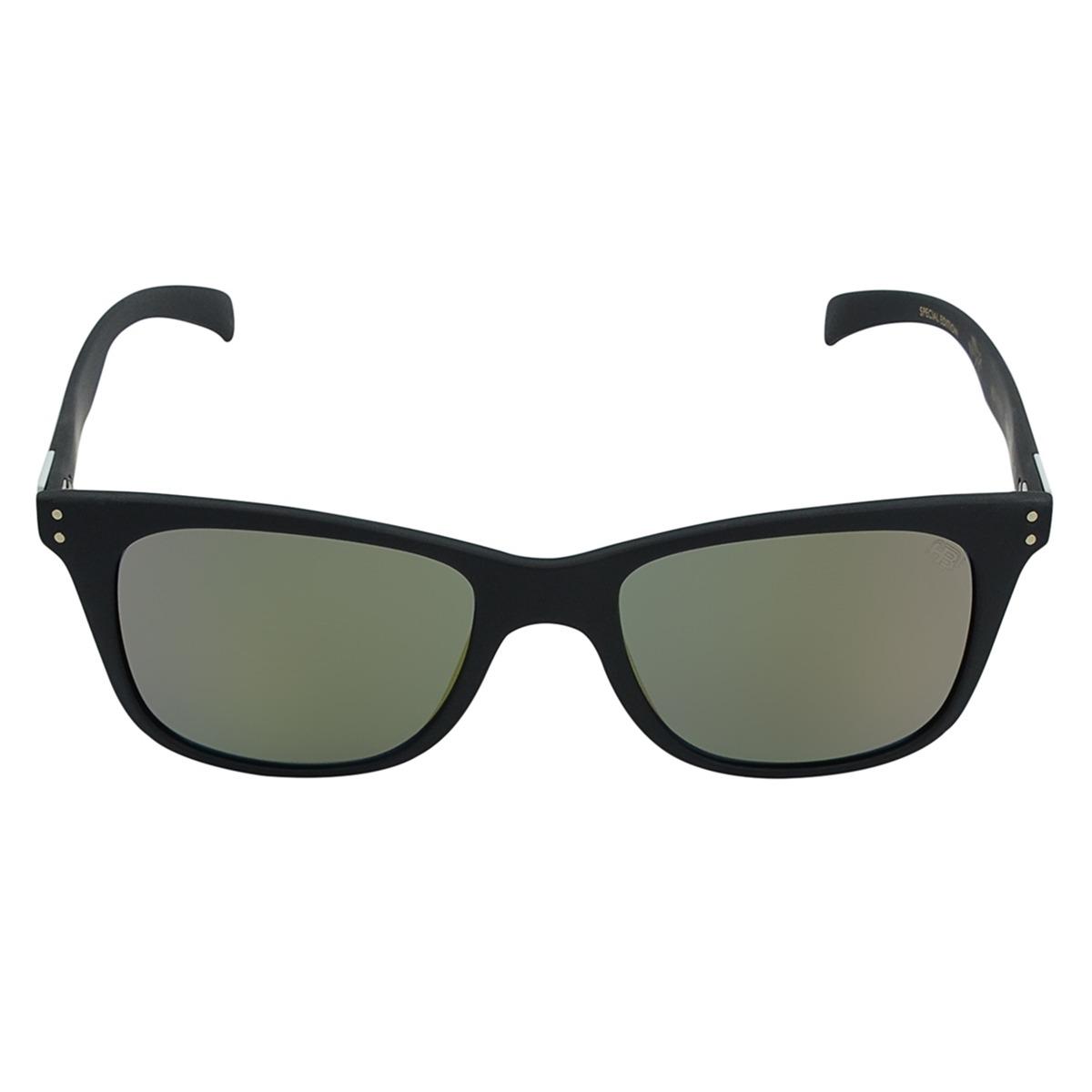 da07197fbe3a4 Óculos Masculino Hb Landshark Ii Preto Fosco - R  399