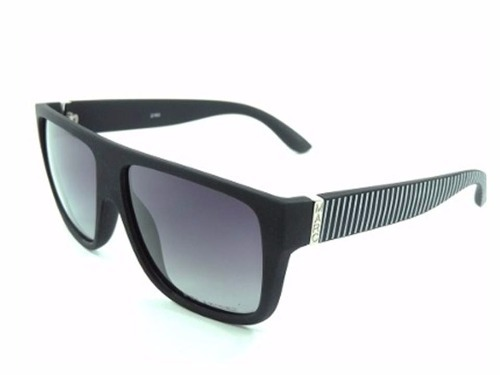 806961b6194c8 Óculos Masculino Marc Jacobs Preto Polarizado - R  79