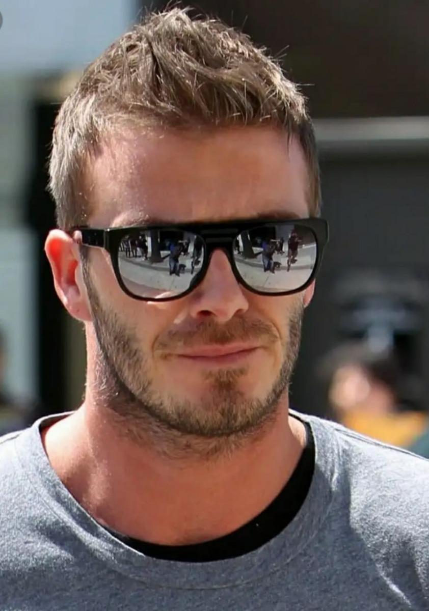 óculos masculino modelo novo quadrado esporte fino luxo 2019. Carregando  zoom. 054e3b0f03