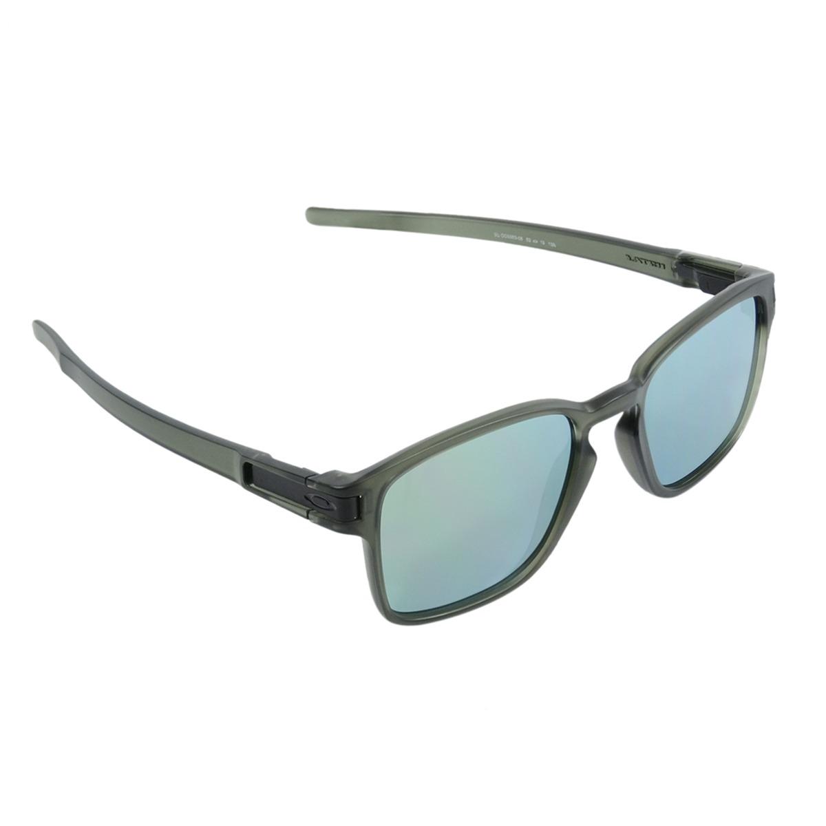 Óculos Masculino Oakley Latch Sq Matte Olive Emerald - R  385,00 em ... 01c0ac08a3
