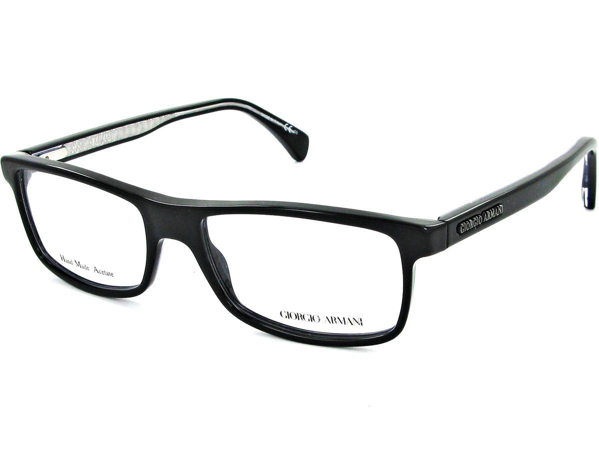 oculos masculino original armacao giorgio armani de grau nov. Carregando  zoom. b75689f1b4
