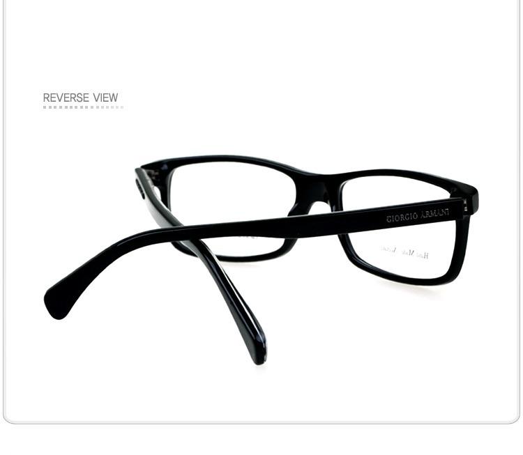 Oculos Masculino Original Armacao Giorgio Armani De Grau Nov - R ... ef25fc228c