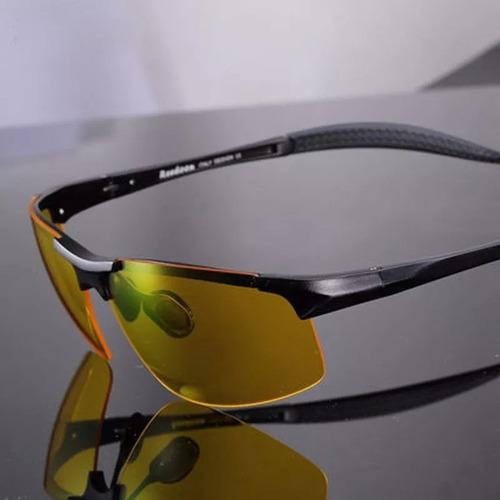 983412d538723 Óculos Masculino Para Dirigir À Noite Com Lentes Polarizado - R  121 ...