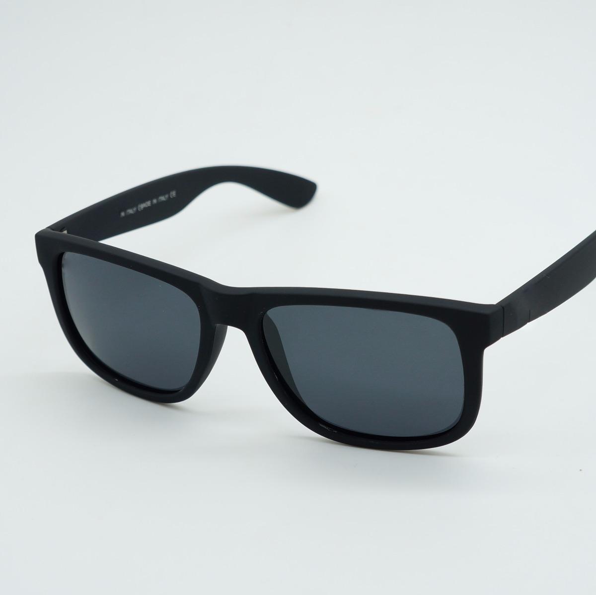 3e80bb330 óculos masculino quadrado justin espelhado preto polarizado. Carregando zoom .
