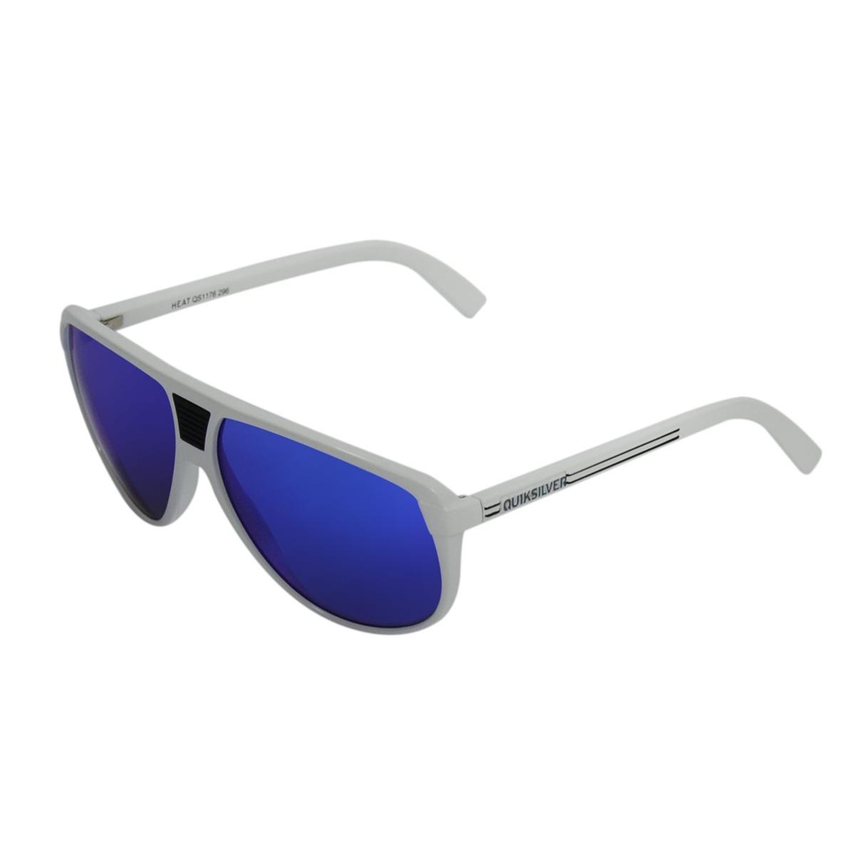 f1c9a7d1dc8a6 óculos masculino quiksilver heat azul. Carregando zoom.