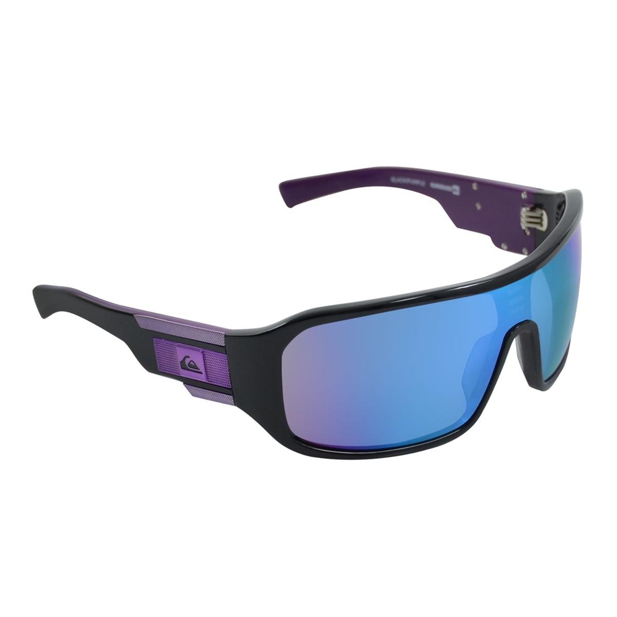 Óculos Masculino Quiksilver Racer Black Purple - R  169,90 em ... 346511f174
