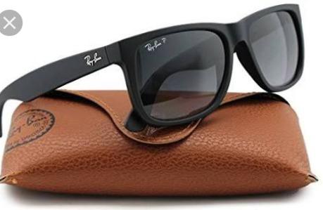Óculos Masculino Ray-ban Modelo Justin,super Promoçao 300  - R  200 ... 0d9a0d6cf9