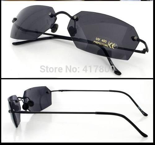 68d9d16a444ac Óculos Matrix Modelo Agent Smith Preto - Promoção - R  129,90 em ...
