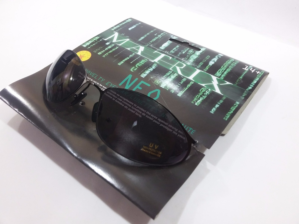Óculos Matrix Neo - R  155,00 em Mercado Livre 915fc8cfaf