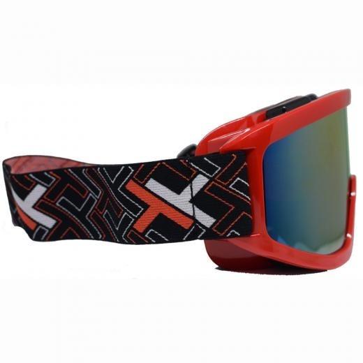 39a3dc18f Óculos Mattos Racing Mx Lente Espelhada Vermelho - R$ 39,90 em ...