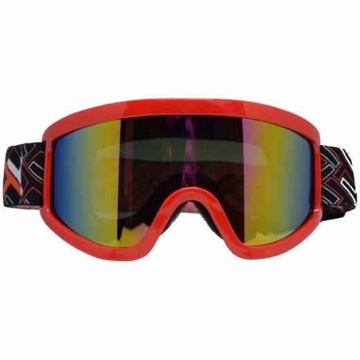 90d667052 Óculos Mattos Racing Mx Lente Espelhada Vermelho E Preto - R$ 39,80 em  Mercado Livre