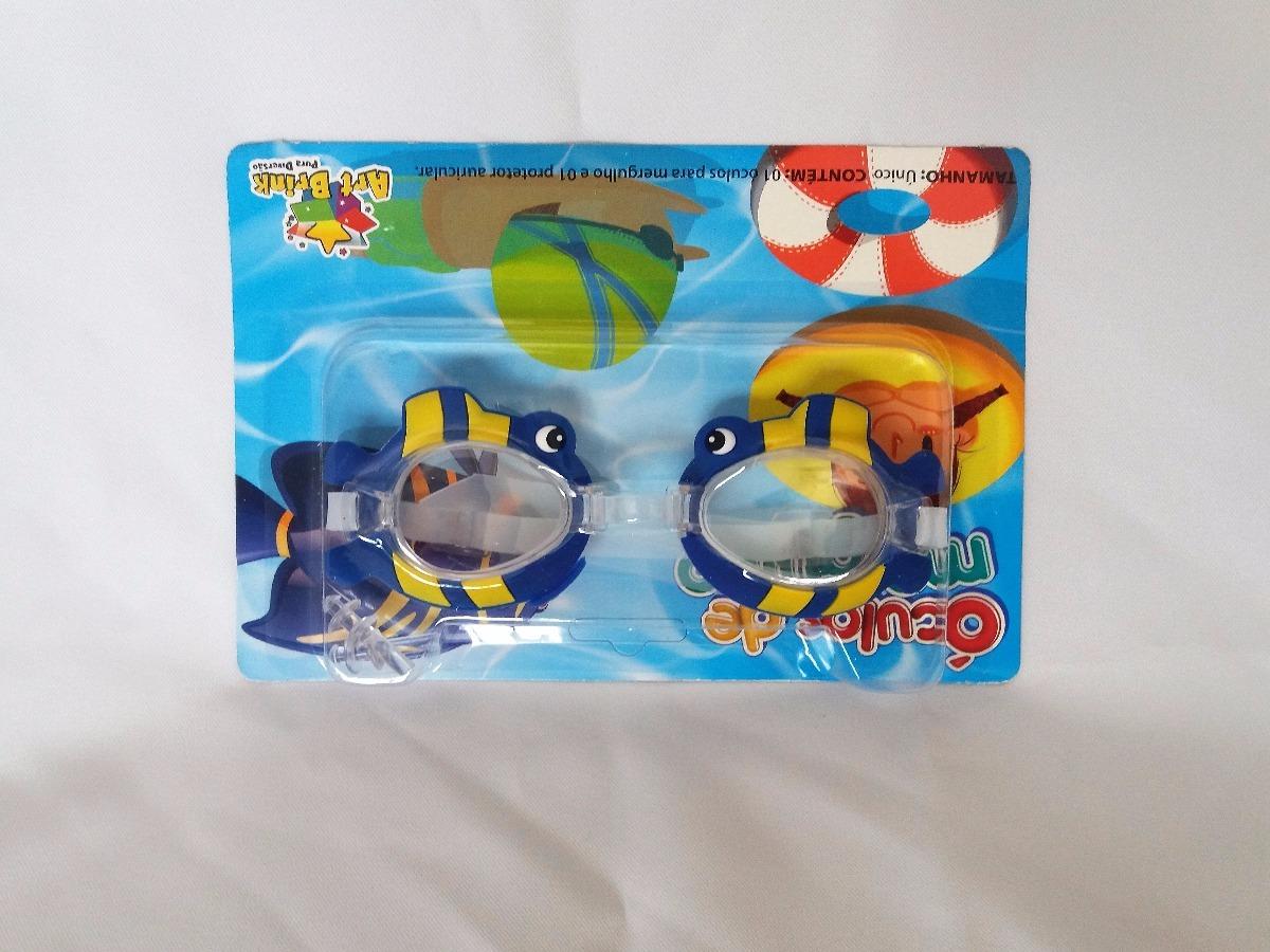 8262e76c8 Óculos Mergulho Natação Infantil Animais Kit C/ 25pçs - R$ 319,00 em ...