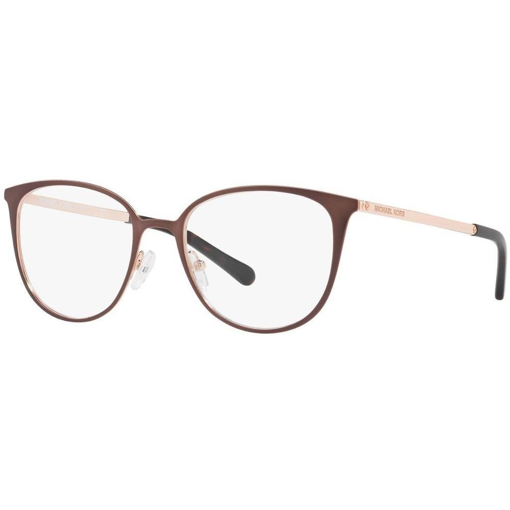 f489c6c62af4b Óculos De Grau Feminino Michael Kors Mk 3017 1188 Lil - R  399