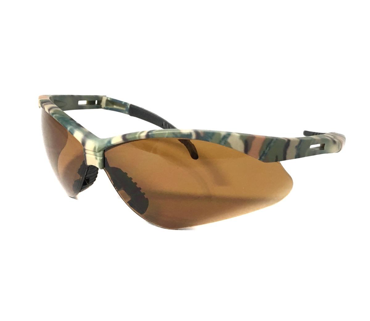 Oculos Militar Camuflado Lentes Marrom C.a 15967 - R  47,99 em ... 0c75f0c447