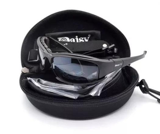 Oculos Militar Tático Policial Polarizado Daisy X7 Original - R  93 ... 8799bf9b96