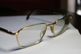 09c6d743b Antigo Oculos Haio Montblanc Meisterstuck Em Ouro J1576 no Mercado Livre  Brasil