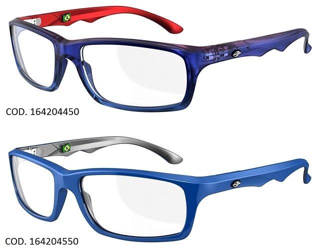 0f53e72333fbf Armação Para Oculos De Grau Mormaii Viper - Tamanho P - R  169,90 em ...