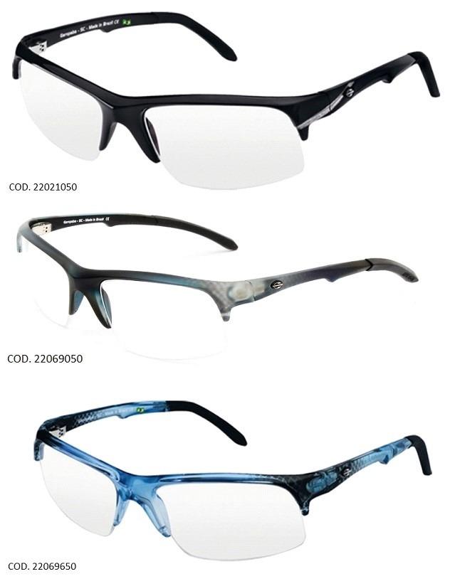 651387a719759 Armação Para Oculos De Grau Mormaii Itapuã 1 - Garantia - R  179