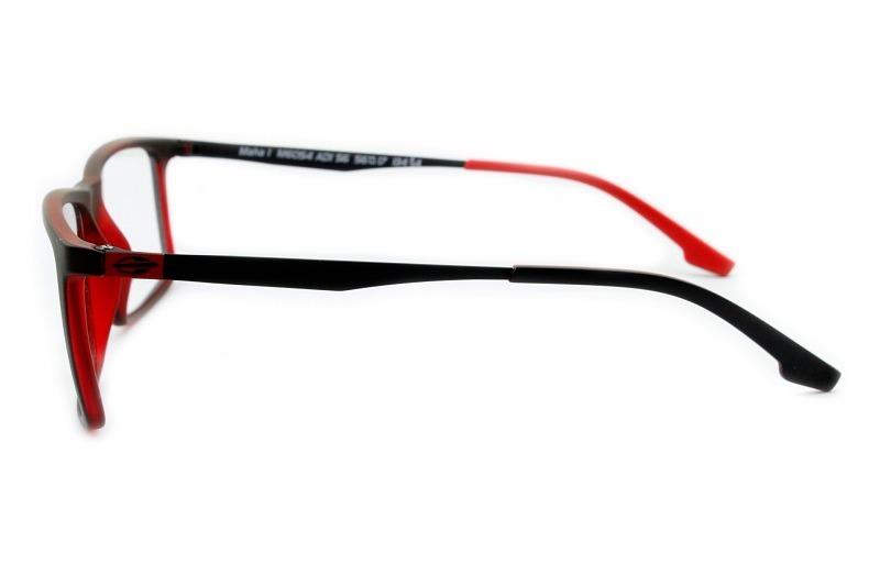 Armação Para Óculos De Grau Mormaii Maha C6054 Adi - R  199,00 em ... 0f82c05060
