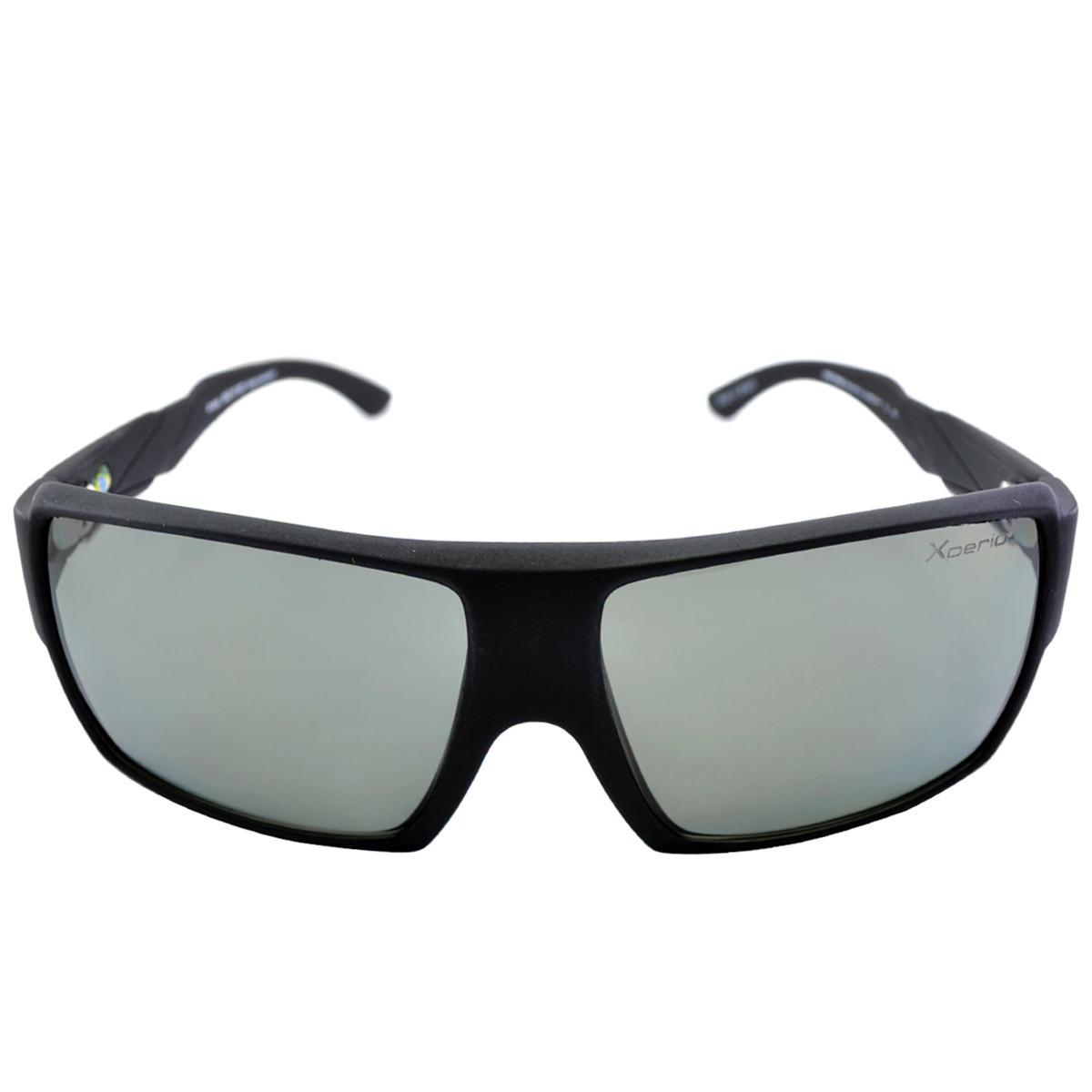 39202b360f476 Óculos Mormaii Aruba Preto Fosco lente Cinza G-15 Polarizada - R ...
