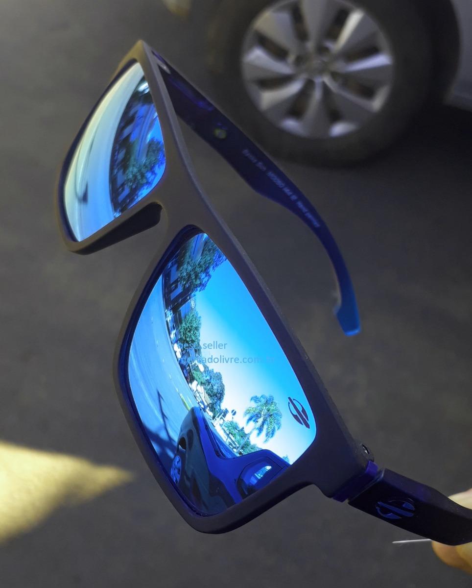 2f7f6df28 Óculos Mormaii Banks Espelhado Azul Escuro Sol Monterey - R$ 198,00 ...