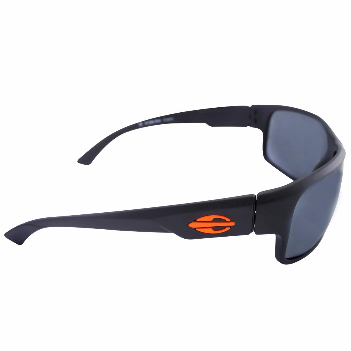3456a68327bee óculos mormaii joaca 2 preto fosco  lente cinza logo laranja. Carregando  zoom.