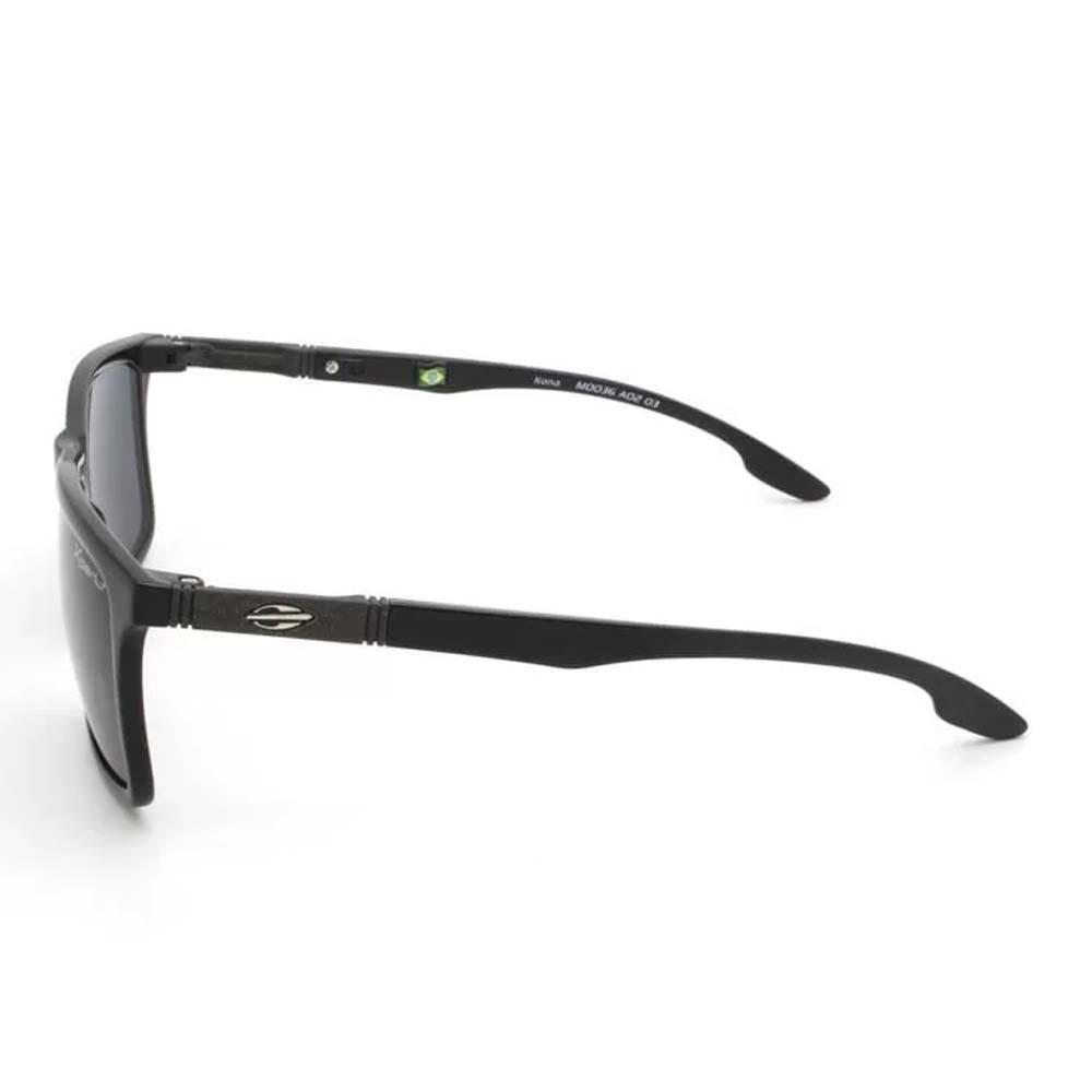 8e922c572 óculos mormaii kona preto brilho/lente cinza polarizada m003. Carregando  zoom.