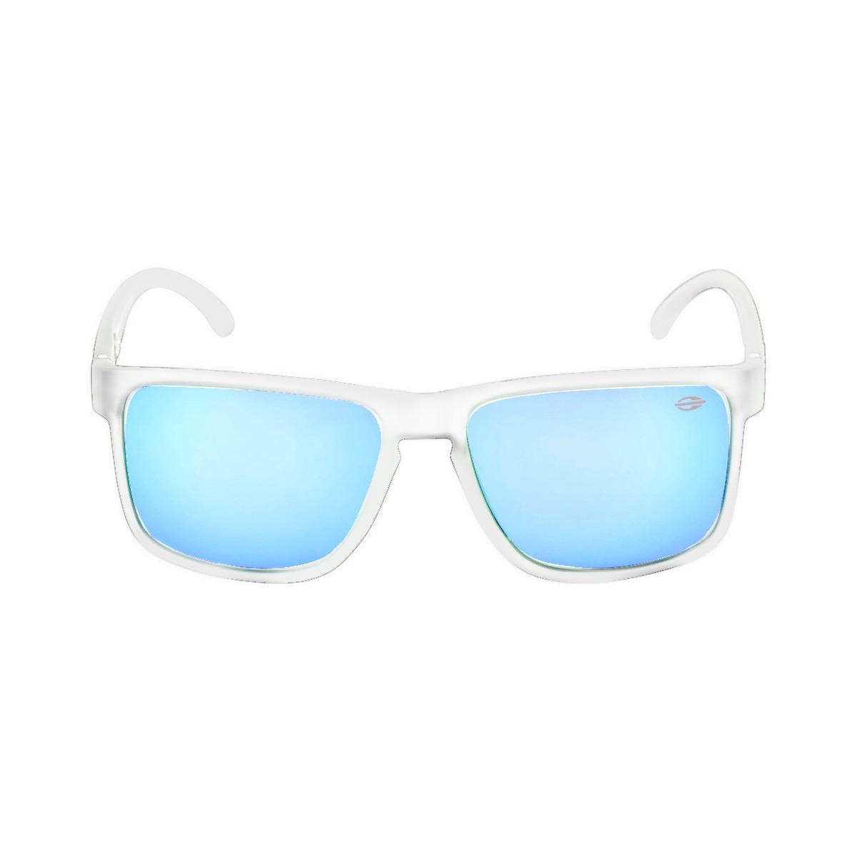 8321e3a96 Óculos Mormaii Monterey Branco Fosco/lente Azul - R$ 249,90 em ...