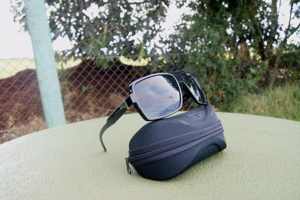 1a078d8d3db9d óculos mormaii prainha ii 2 preto brilho novo original. Carregando zoom.