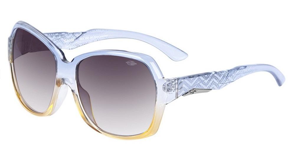 oculos mormaii santa transparente amarelo lente degrade novo. Carregando  zoom. 3e2a8164dd