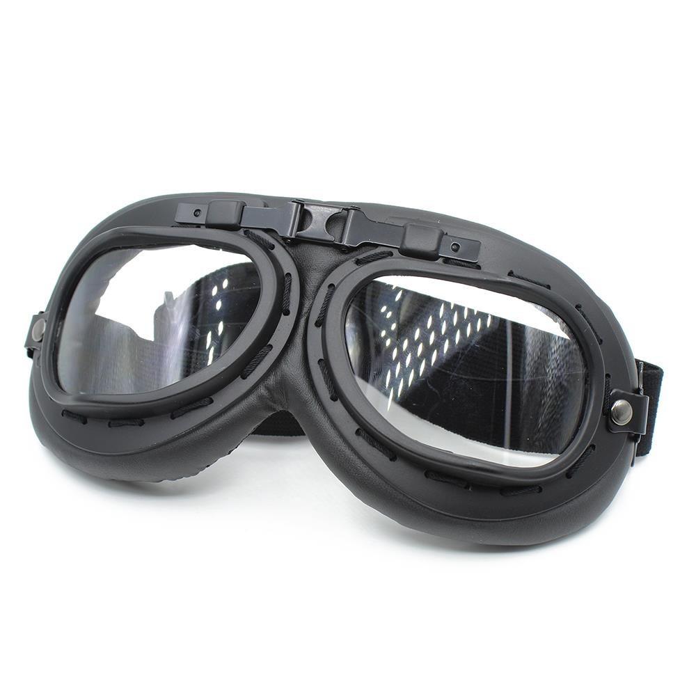 d27472144 oculos motociclista aviador preto estilo harley transparente. Carregando  zoom.