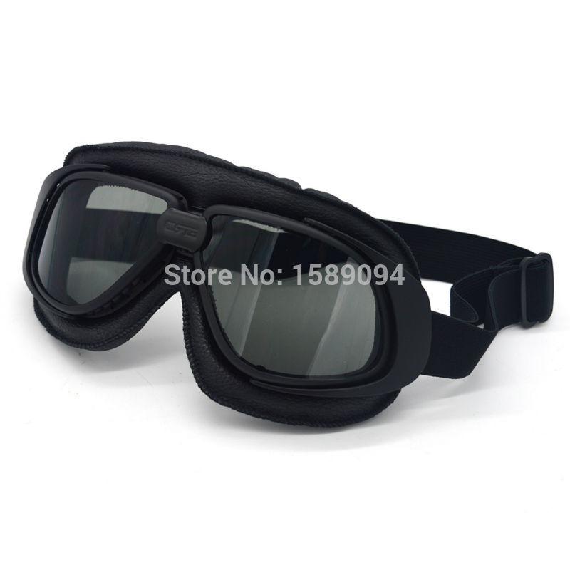 b8740fd814d82 óculos motociclista piloto aviador vintage custom cafe race. Carregando zoom .