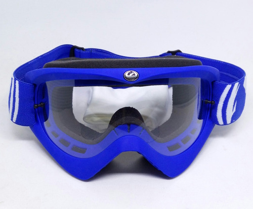 82a8151004231 Óculos Motocross Mdx Dragon Lente Transparente Cor Azul - R  99,99 ...