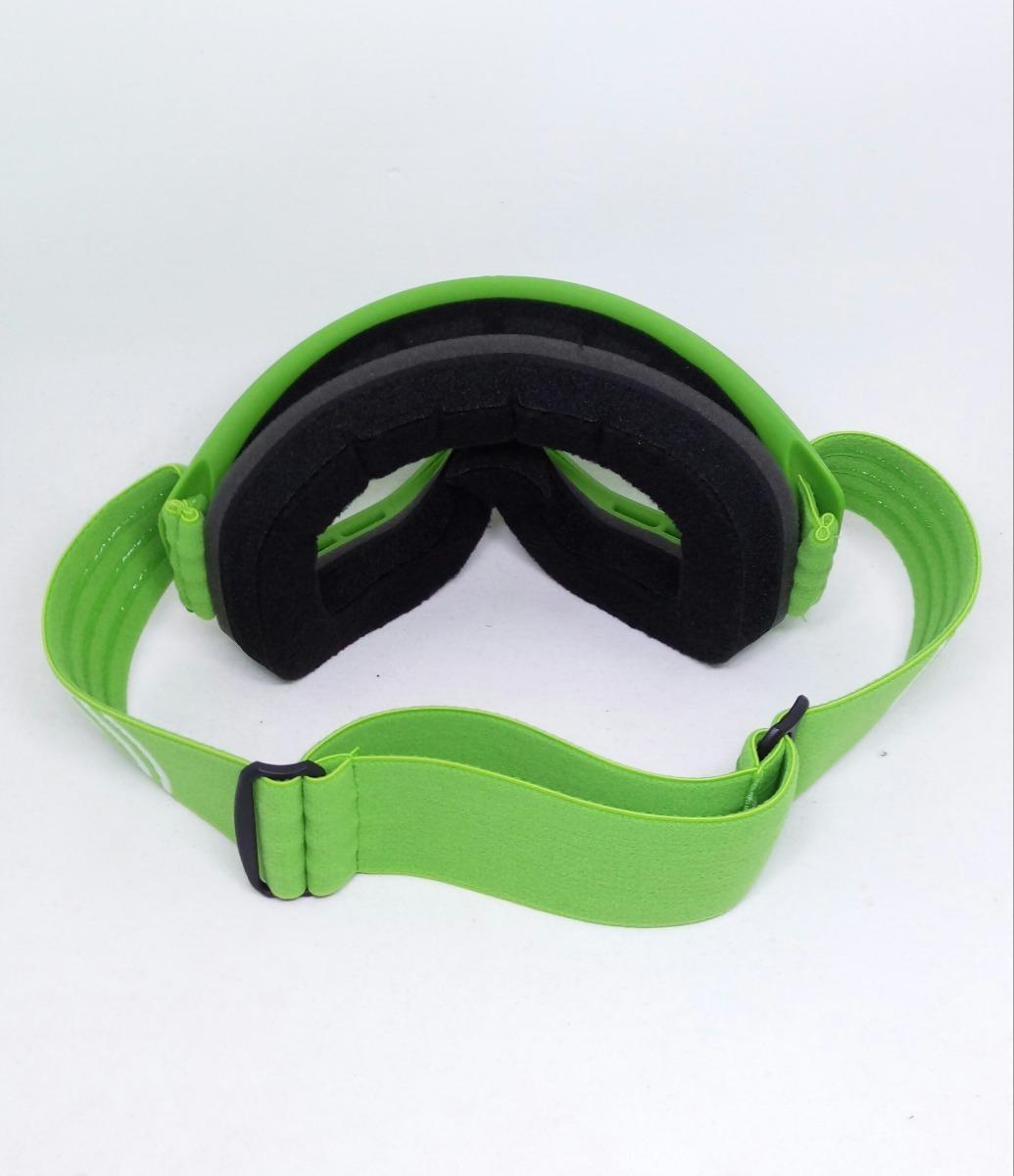 óculos motocross mdx dragon lente transparente cor verde. Carregando zoom. 90b4cca930
