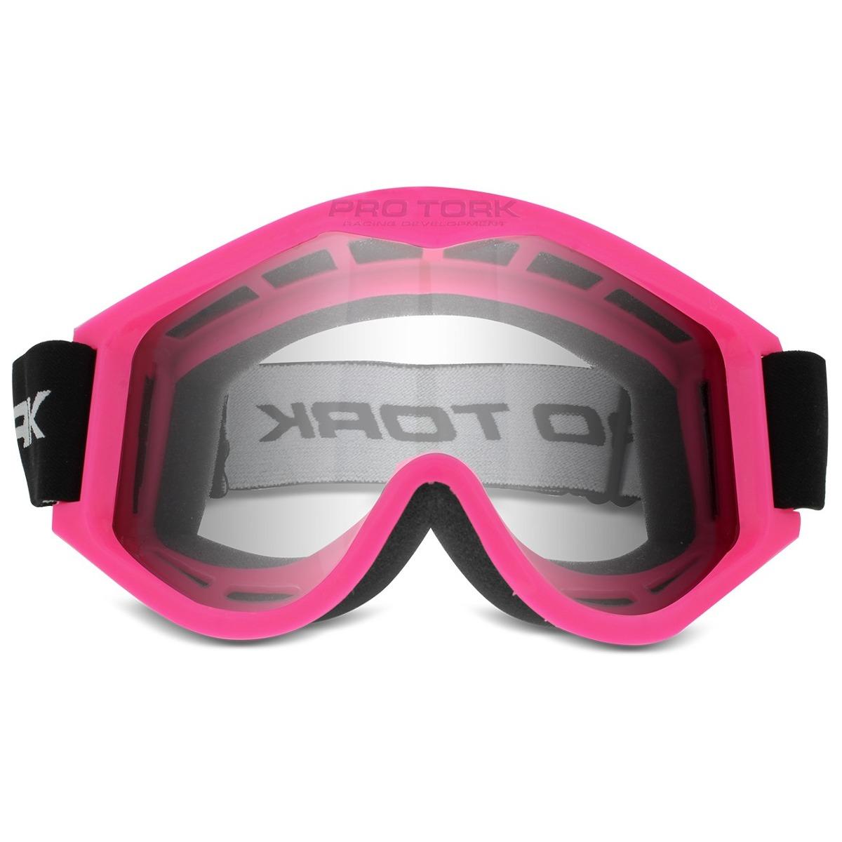 c95bc35ef4dec oculos motocross pro tork 788 trilha off road cross rosa. Carregando zoom.