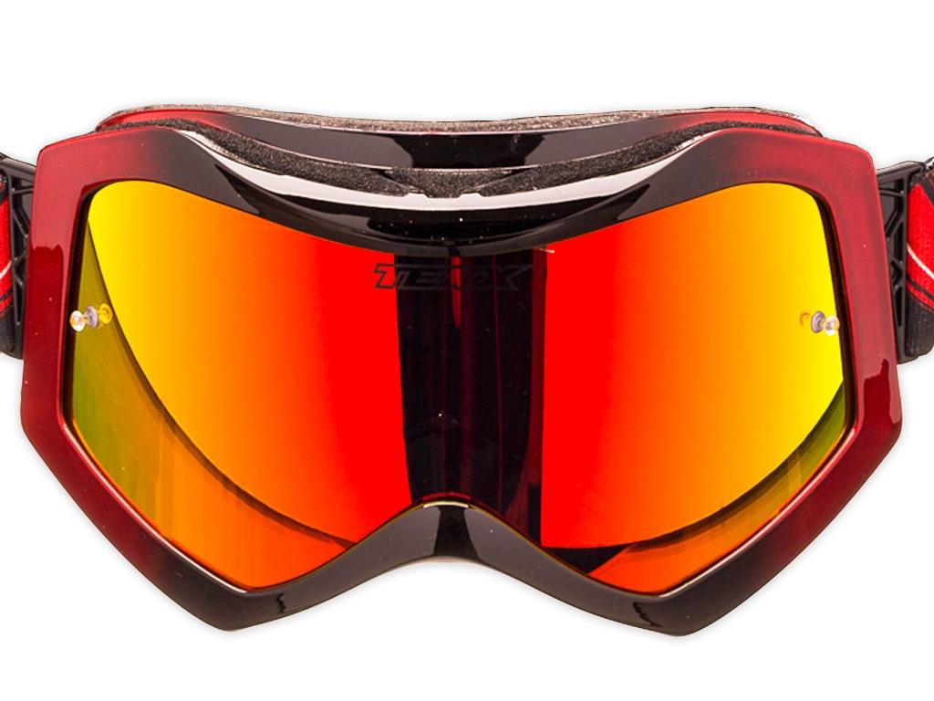 óculos motocross texx raider pro lente iridium espelhada. Carregando zoom. 902338e168