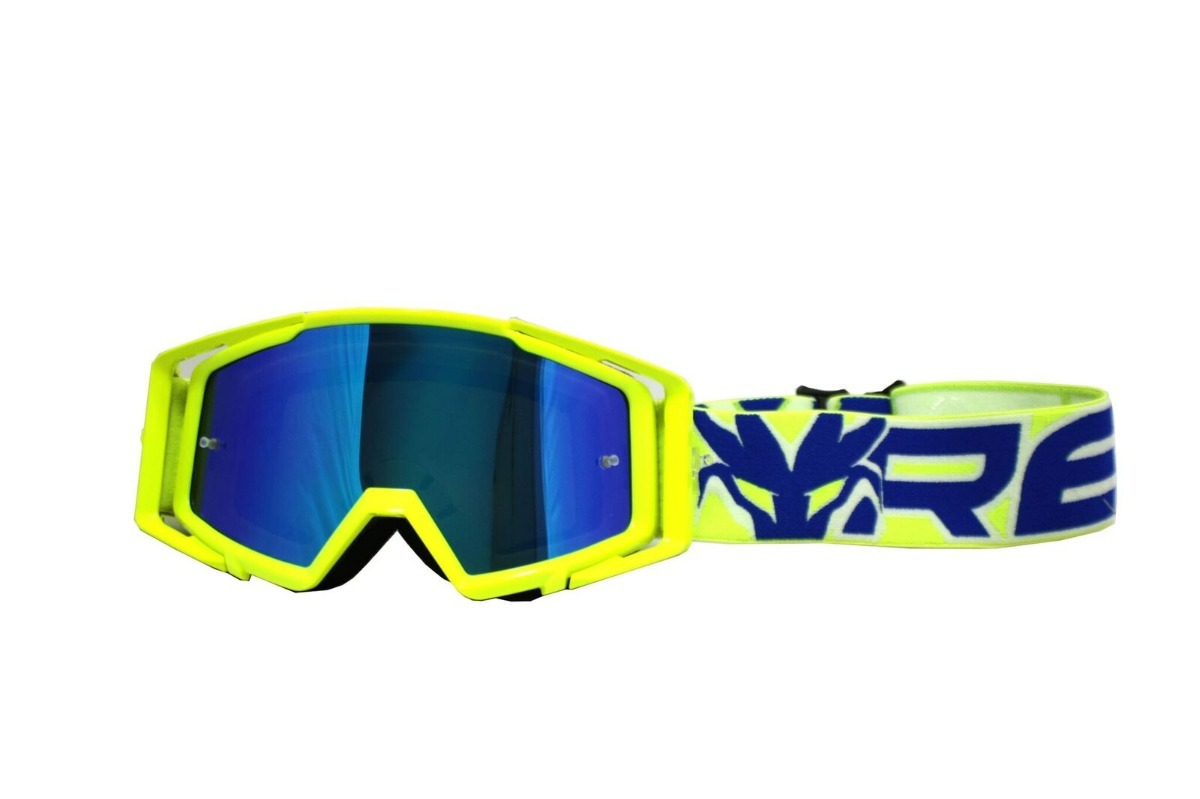 11bfd408d oculos motocross/trilha red mx lente espelhada 3 espumas rd. Carregando  zoom.