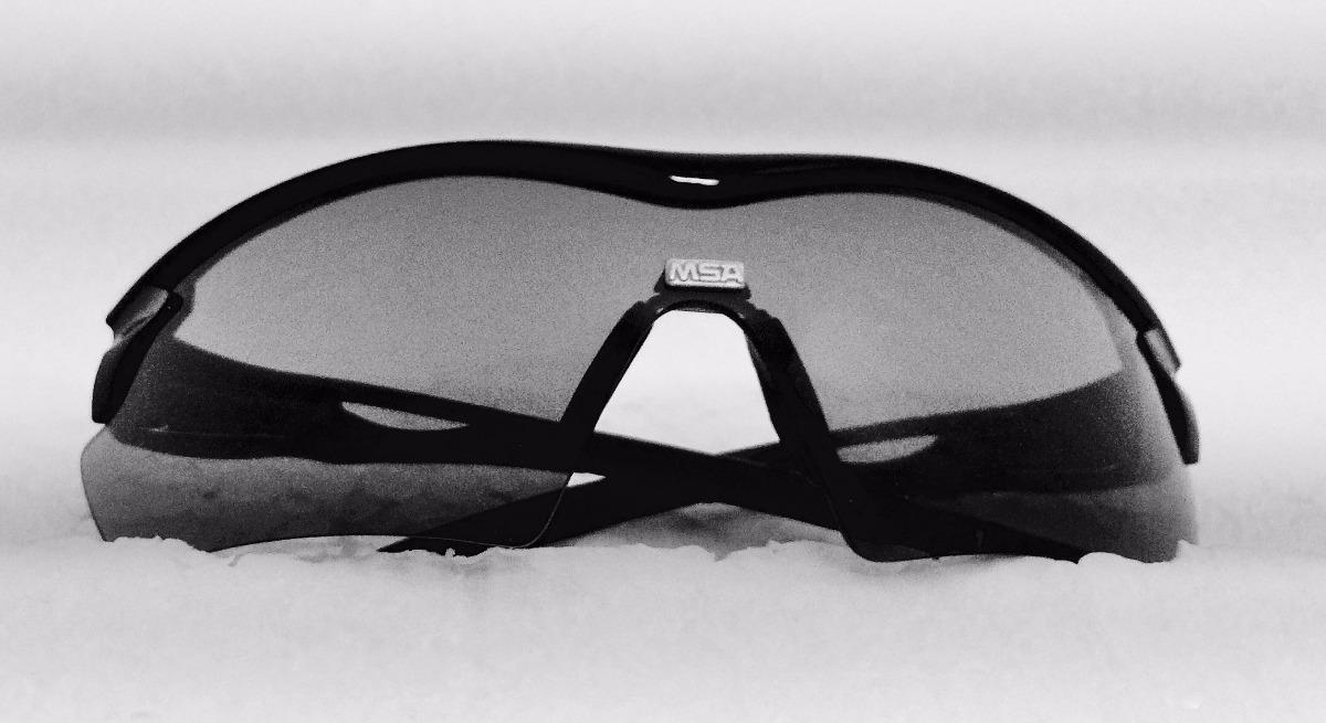 54e2c42300aff Óculos Msa Dipper Teste Balistica Tiro Airsoft - R  79